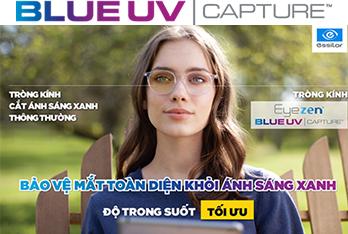 Tròng kính Blue UV Capture™
