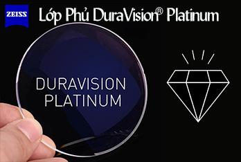 Lớp phủ ZEISS DuraVision® Platinum