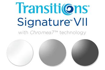 Tròng Kính Essilor Transitions Signature 7™
