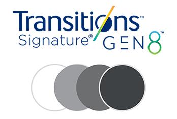 Tròng Kính Essilor Transitions Signature Gen8