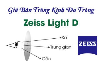 Dòng Sản Phẩm Kính Đa Tròng Zeiss Light D