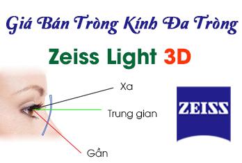 Dòng Sản Phẩm Kính Đa Tròng Zeiss Light 3D