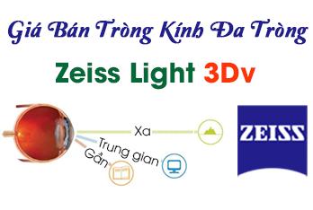 Dòng Sản Phẩm Kính Đa Tròng Zeiss Light 3Dv