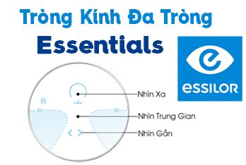 Thương hiệu kính đa tròng Essilor Essentials