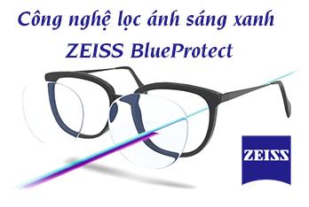 Công nghệ lọc ánh sáng xanh ZEISS BlueProtect