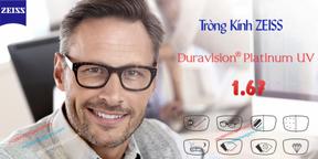 Tròng Kính Ziees 1.67 Duravision Platinum UV