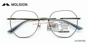 Gọng Kính B-Titanium Molsion MJ7099-B90