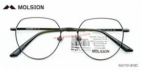 Gọng Kính B-Titanium Molsion MJ7101-B10