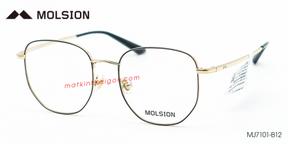 Gọng Kính B-Titanium Molsion MJ7101-B12