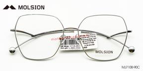 Gọng Kính B-Titanium Molsion MJ7108-90