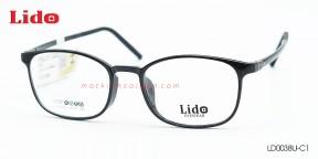 GỌNG KÍNH ULTEM LIDO LD0038U C1