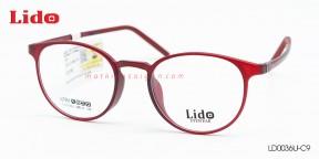 GỌNG KÍNH ULTEM LIDO LD0036U C9