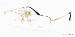 GỌNG KÍNH NAM B-Titanium LIDO LD6007H-C1