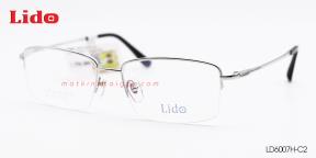 GỌNG KÍNH NAM B-Titanium LIDO LD6007H-C2
