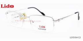 GỌNG KÍNH NAM B-Titanium LIDO LD7015H-C2