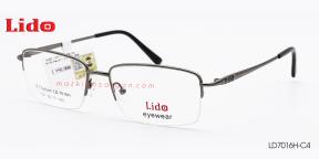 GỌNG KÍNH NAM B-Titanium LIDO LD7016H-C4