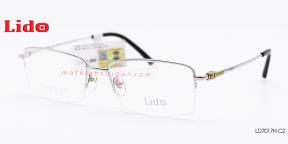 GỌNG KÍNH NAM B-Titanium LIDO LD7017H-C2