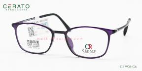 Gọng Kính Nhựa Ultem Cerato CR7903 C6