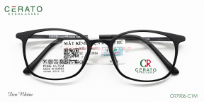 Gọng Kính Nhựa Ultem Cerato CR7906 C1M