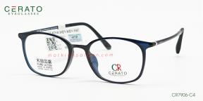 Gọng Kính Nhựa Ultem Cerato CR7906 C4