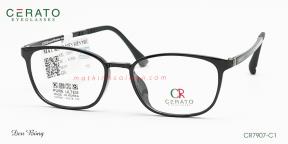 Gọng Kính Nhựa Ultem Cerato CR7907 C1