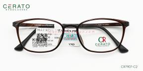Gọng Kính Nhựa Ultem Cerato CR7907 C2