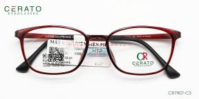 Gọng Kính Nhựa Ultem Cerato CR7907 C3