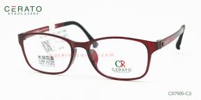 Gọng Kính Nhựa Ultem Cerato CR7909 C3
