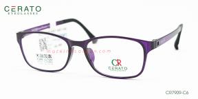 Gọng Kính Nhựa Ultem Cerato CR7909 C6