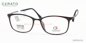 Gọng Kính Nhựa Ultem Cerato CR7910 C6