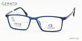 Gọng Kính Nhựa Ultem Cerato CR7911 C4
