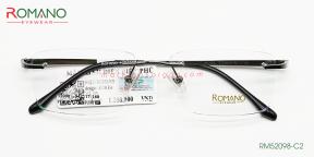 Gọng Kính Khoan Romano RM52098 C2