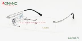Gọng Kính Khoan Romano RM52099 C3