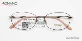 Gọng Kính Nữ Romano RM52032 C11