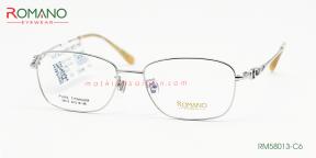 Gọng Kính Nữ Romano RM58013 C6