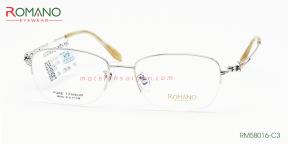 Gọng Kính Nữ Romano RM58016 C6