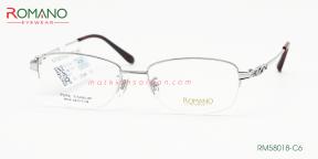 Gọng Kính Nữ Romano RM58018 C6