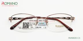 Gọng Kính Nữ Romano RM58020 C3