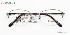 Gọng Kính Nữ Romano RM58022 C6