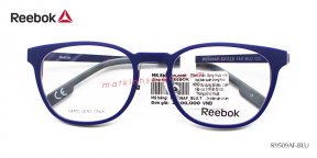 Gọng Kính Nhựa TR90 Reebok R9509AF-BLU