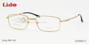 Gọng Kính Xếp LIDO LD7033F C1