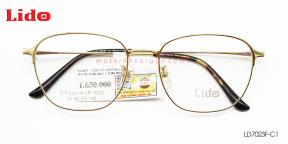Gọng Kính B-Titanium  LIDO LD7023F C1