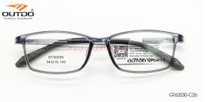 Gọng Kính Nhựa TR90 OUTDO GT62030 C26