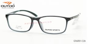 Gọng Kính Nhựa TR90 OUTDO GT62031 C26
