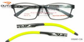 Gọng Kính Nhựa TR90 OUTDO GT62601 C26