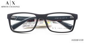 Gọng Kính Nhựa TR90 Armani Exchange AX3038F-8189