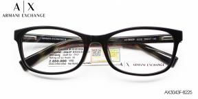 Gọng Kính Nhựa TR90 Armani Exchange AX3043F-8225
