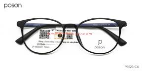 Gọng Kính Nhựa Ultem Poson PS525 C4