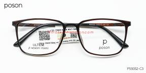 Gọng Kính Nhựa Ultem Poson PS352 C3