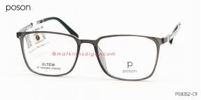Gọng Kính Nhựa Ultem Poson PS352 C11